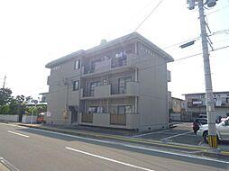 恒吉コーポ2[202号室]の外観