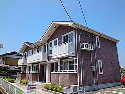 香川県丸亀市津森町の賃貸アパートの外観