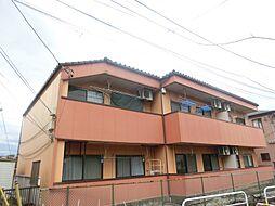 東京都府中市小柳町2丁目の賃貸マンションの外観