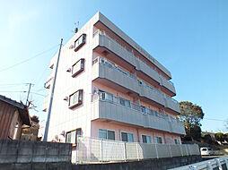 ユゲタコーポ[4階]の外観