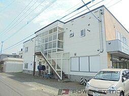 梶山アパート[2階]の外観