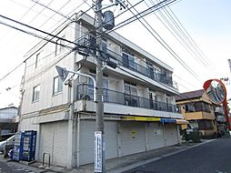 富士ハイツ[302号室]の外観