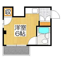 マンションASUKA[103号室]の間取り