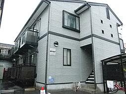 広島県広島市南区翠2丁目の賃貸アパートの外観