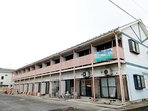 ハイツノアノア B 2階の賃貸【埼玉県 / 児玉郡上里町】