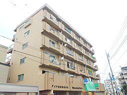 越川第一ビル[406号室]の外観