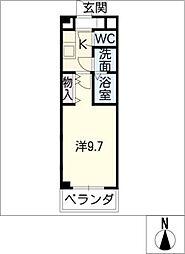 Daitetsu[4階]の間取り
