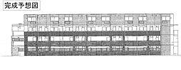 仮)ライルEX播磨田町マンション[1階]の外観