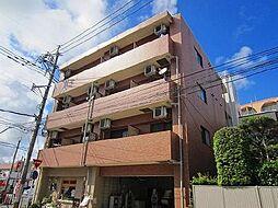 宮崎県宮崎市清水1丁目の賃貸マンションの外観