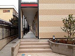 レオパレスウィル[2階]の外観