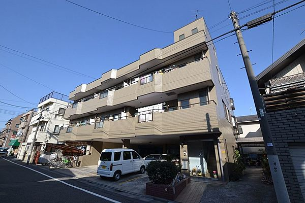 エステートハネダ 3階の賃貸【東京都 / 大田区】