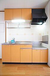 ハイツ エスペランサBのキッチン