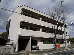兵庫県伊丹市荒牧4丁目の賃貸マンションの外観