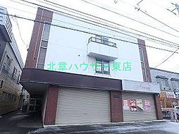 北海道札幌市北区北二十八条西12丁目の賃貸マンションの外観