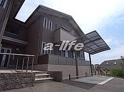 兵庫県神戸市灘区篠原台の賃貸アパートの外観