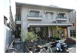 京都府京都市左京区一乗寺樋ノ口町の賃貸マンションの外観