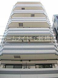 東京都墨田区本所4丁目の賃貸マンションの外観