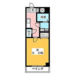 仮)富士永田町マンション[3階]の間取り