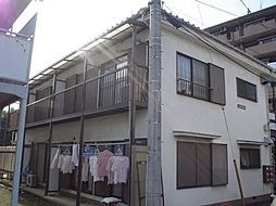 小山コーポI[102号室]の外観