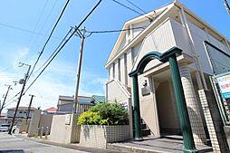 兵庫県神戸市垂水区霞ケ丘4丁目の賃貸アパートの外観