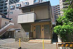 埼玉県さいたま市浦和区仲町1丁目の賃貸アパートの外観
