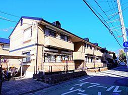 東京都練馬区関町北5丁目の賃貸アパートの外観