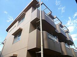 静岡県浜松市東区半田山3丁目の賃貸マンションの外観