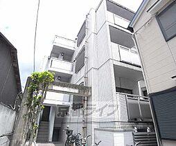 京都府京都市北区上賀茂葵之森町の賃貸マンションの外観