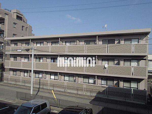 サンシャイン西葭原[2階]の外観