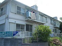 愛知県常滑市原松町5丁目の賃貸アパートの外観