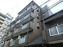 ベルコート茨木[4階]の外観