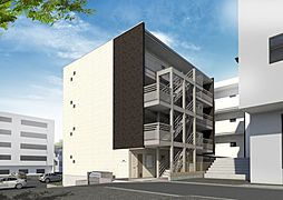 神奈川県横浜市磯子区森3丁目の賃貸マンションの外観
