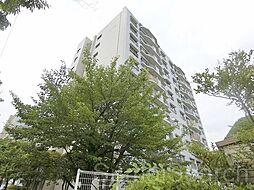 新金岡第8次住宅16棟[7階]の外観