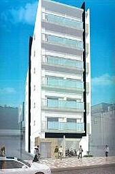 兵庫県尼崎市杭瀬北新町4丁目の賃貸マンションの外観