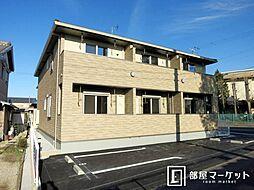 名鉄西尾線 福地駅 3.9kmの賃貸アパート