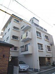 愛知県名古屋市昭和区戸田町3丁目の賃貸マンションの外観