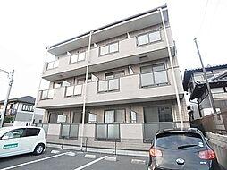 エーデルコート新松戸[2階]の外観