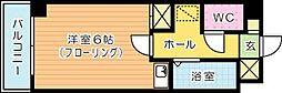 フォルム小倉南弐番館[303号室]の間取り