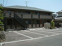 モナリエ池田新町[1階]の外観