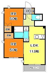仮)氷川台1丁目計画[1階]の間取り