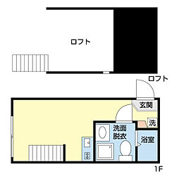 京急空港線 穴守稲荷駅 徒歩11分の賃貸アパート