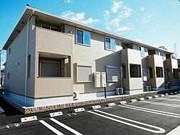 愛知県刈谷市築地町2丁目の賃貸アパートの外観
