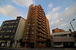 山口県下関市新地町の賃貸マンションの外観