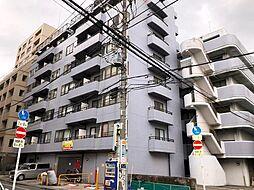 神奈川県横浜市西区平沼2の賃貸マンションの外観