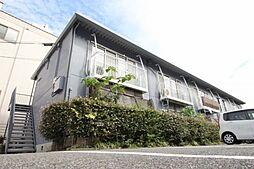 山ノ神ハイツ[102号室]の外観
