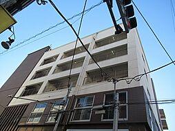 東京都大田区中央7丁目の賃貸マンションの外観