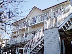 長崎県長崎市東山町の賃貸アパートの外観
