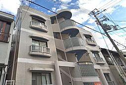 成起マンション[1階]の外観