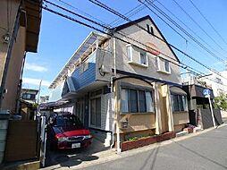 コーポ斉藤[1階]の外観