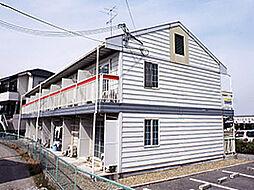 兵庫県尼崎市食満3丁目の賃貸アパートの外観